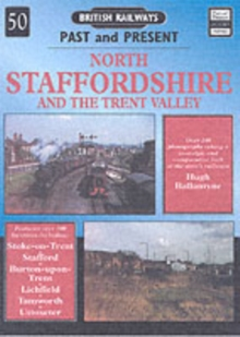 North Staffordshire and the Trent Valley, Paperback Book