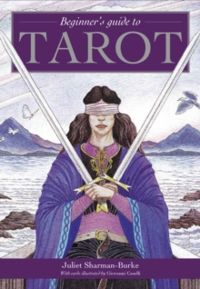 Beginner's Guide to Tarot, Cards Book