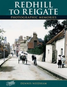 Redhill to Reigate, Paperback Book