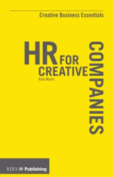 HR for Creative Companies, Paperback Book