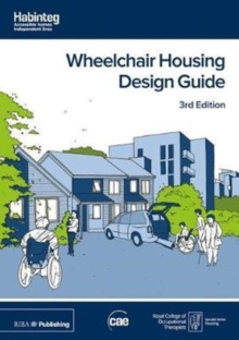 Wheelchair Housing Design Guide, Paperback Book