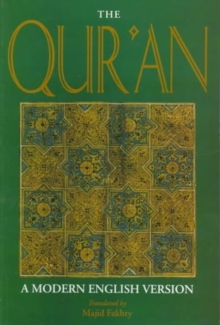 The Qur'an : A Modern English Version, Paperback / softback Book