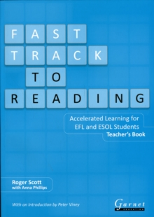 Fast Track to Reading - Teacher Book with CD - ROM - Accelerated Learning for EFL and ESOL Students, Board book Book
