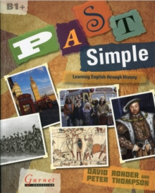 Past Simple Learning English through History, Board book Book
