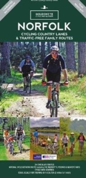 Norfolk Cycling Country Lanes : &Traffic-Free Family Routes, Paperback / softback Book