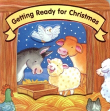 Getting Ready for Christmas, Board book Book
