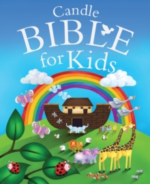Candle Bible for Kids, Hardback Book