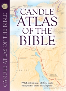Candle Atlas of the Bible, Paperback / softback Book