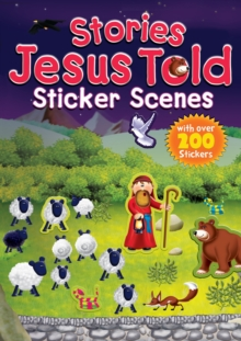 Stories Jesus Told Sticker Scenes, Paperback / softback Book