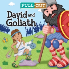 Pull-Out David and Goliath, Board book Book