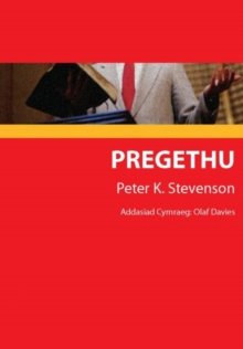 Pregethu, Paperback Book