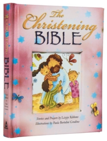 The Christening Bible (Pink), Hardback Book