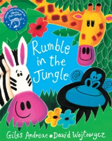 Rumble in the Jungle, Paperback Book