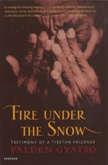 Fire Under The Snow, Paperback Book