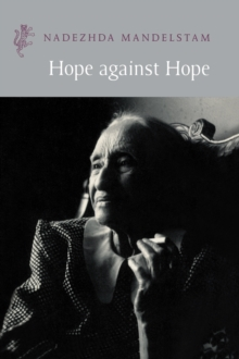 Hope Against Hope, Paperback Book