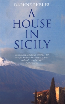 A House in Sicily, Paperback Book