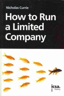 How to Run a Limited Company, Paperback / softback Book