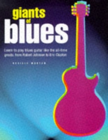Giants Of Blues, Paperback Book