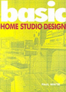 Basic Home Studio Design, Paperback / softback Book