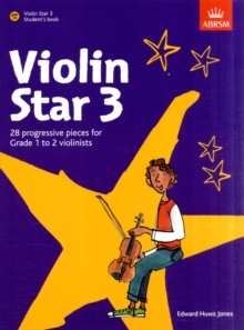Violin Star 3, Student's Book, with CD, Sheet music Book