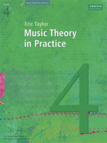 Music Theory in Practice, Grade 4, Book Book
