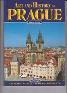 Art and History of Prague, Paperback Book