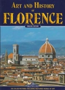 Art and History of Florence, Paperback Book