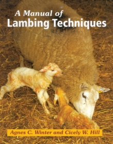 Manual of Lambing Techniques, Hardback Book