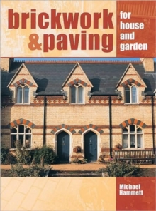 Brickwork and Paving, Hardback Book