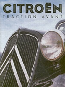 Citroen Traction Avant, Hardback Book