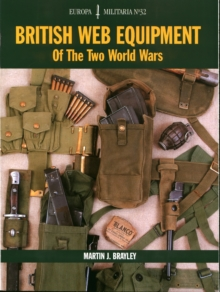 British Web Equipment of the First and Second World Wars: Em32, Paperback / softback Book