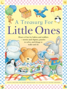 Treasury for Little Ones, Hardback Book