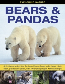 Exploring Nature: Bears & Pandas : An Intriguing Insight into the Lives of Brown Bears, Polar Bears, Black Bears, Pandas and Others, with 190 Exciting Images, Hardback Book
