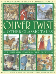Oliver Twist & Other Classic Tales, Paperback / softback Book
