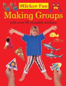 Sticker Fun - Making Groups, Paperback Book
