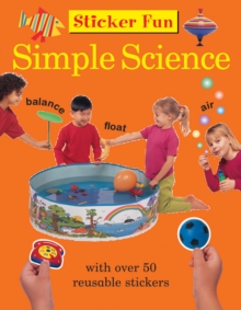 Sticker Fun - Simple Science, Paperback Book