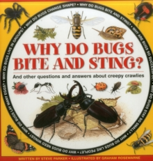 Why Do Bugs Bite and Sting?, Hardback Book