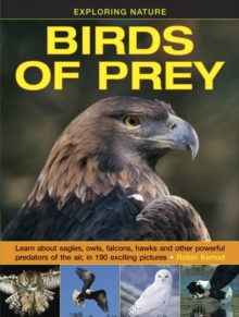 Exploring Nature: Birds of Prey, Hardback Book