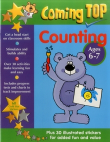 Coming Top: Counting - Ages 6-7, Paperback Book