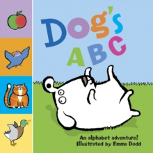 Dog's ABC : An Alphabet Adventure!, Board book Book