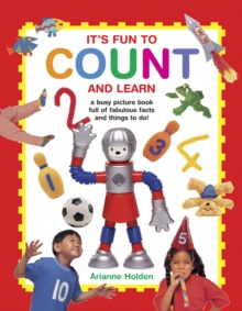 It's Fun to Count and Learn, Hardback Book