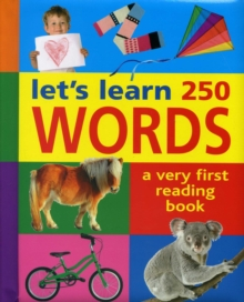 Let's Learn 250 Words, Board book Book