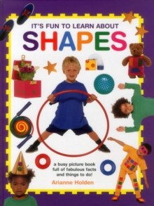 It's Fun to Learn About Shapes, Hardback Book