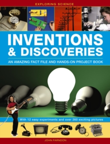 Exploring Science: Inventions & Discoveries, Hardback Book