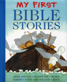 My First Bible Stories, Board book Book