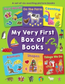My Very First Box of Books, Board book Book