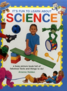 It's Fun to Learn About Science, Hardback Book