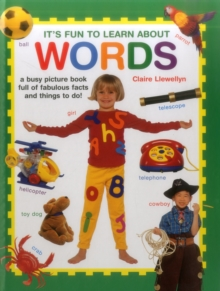 It's Fun to Learn About Words, Hardback Book