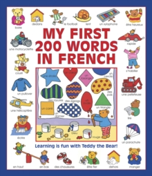 My First 200 Words in French (Giant Size), Paperback / softback Book