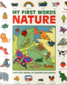 My First Words: Nature (Giant Size), Paperback Book
